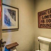 Vintage Signs, Vermont Interior Design