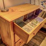 Antique Dresser, Vermont Interior Design